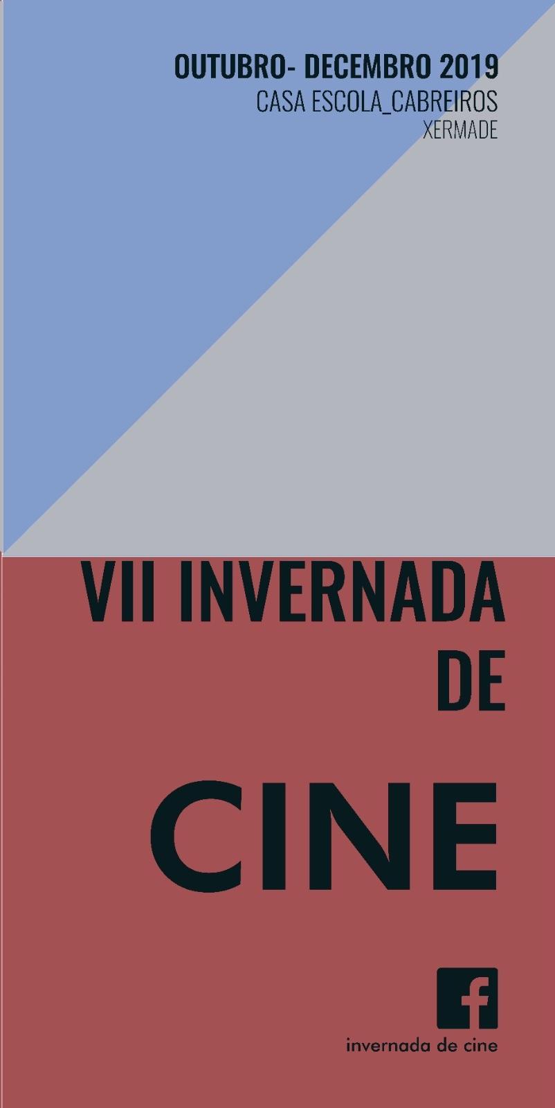Vll INVERNADAS DE CINE 2019